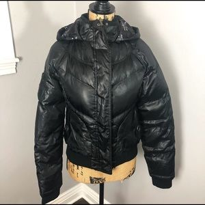 TRIPLE F.A.T. GOOSE DOWN JACKET
